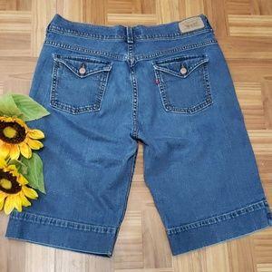 LEVI'S bermuda shorts